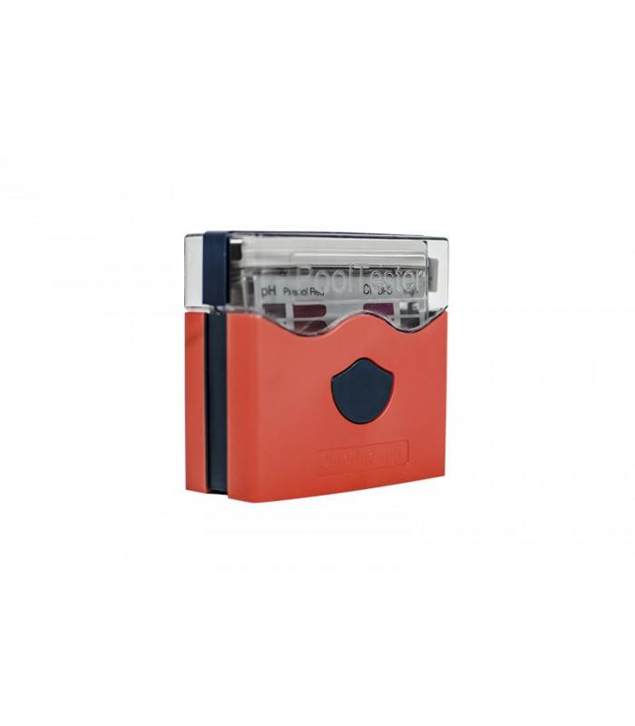 Kit de medici n y control de los par metros del cloro y ph - Analizador de cloro ...