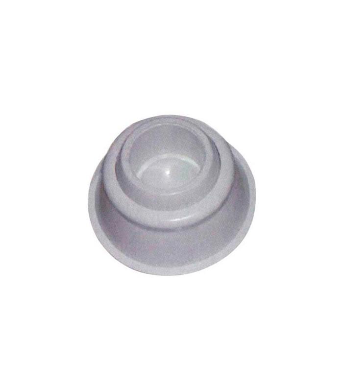 Taco de goma utilizado de tope para las escaleras de for Piscinas de goma